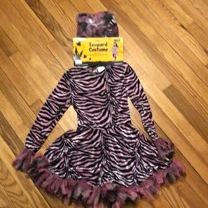 Other - Girls Leopard Costume